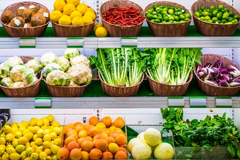 Superfoods vs Supermarket Staples - MPH Method