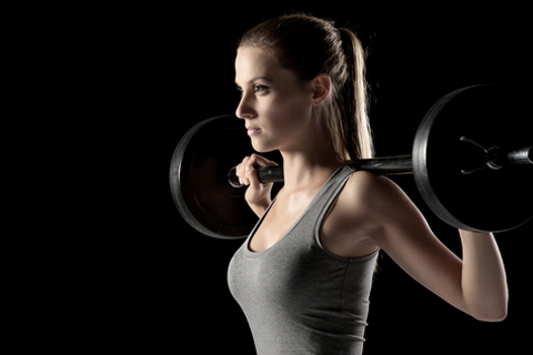 female weight lifting why women need to the mph